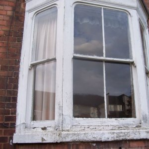 problems with sash windows