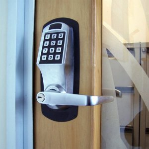 keypad door entry